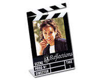 photo,picture,frame,plastic,acrylic,clapboard,small