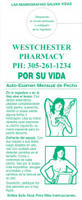 breast cancer awareness, health care, conocimiento del cáncer de pecho, spanish printed, spanish - e