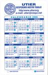 Spanish Calendar Card / Los calendarios