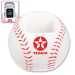 Baseball Cell Phone or Remote Control Holder