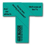 Classic T Shape Puzzle