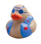 Hippie Rubber Duck