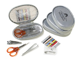 multipurpose kits, travel kit, sewing kit, grooming kit, nail travel kit, promotional, logo, adverti