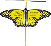 Rubber Band Powered Flying Butterfly Copter