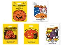 plastic,bags,halloween,standard,design,candy