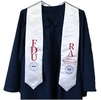 graduation stole, graduation sash, promotional, logo, advertising,...