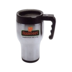 Self Stirring Stainless Steel Mug - 16oz