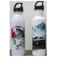 full color, 4 color process, Drink Bottle, Water Bottle, Drink Ware,...