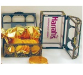 Foiled Milk Chocolate Coins and Treasure Chest
