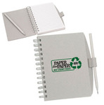 Recycled Coordinator Journal Book