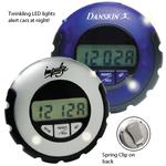 Jogger LED Pedometer