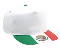 hat, cap, baseball cap, baseball hat, mexican flag,