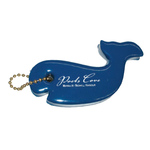 Whale Shaped Floating Key chain
