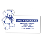 Teddy Bear Mag Tag Magnet