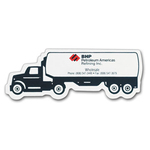 Oil Truck Shaped Magnet