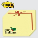 Box / Package / Present - Die cut Post it Note Pads