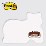 Kitty / Cat - Die cut Post it Note Pads