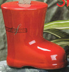 Ceramic Boot Bank