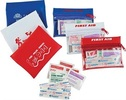travel first aid kits, firstaid kits, traveling, bandages, band aids,...