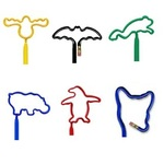 Wild Animals / Zoo Animals / Mascots / Dinosaurs Shaped Pens and Pencils
