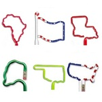 State / Country / Map Shaped Pens and Pencils