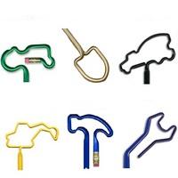 tools, construction equipment, farm implements