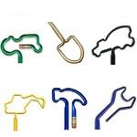 Tool / Construction & Farm Equipment Shaped Pens and Pencils