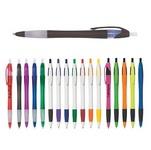 Fargo Rubber Grip Click Pens