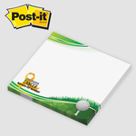 3 x 3 Full Color Post-it Note Pads
