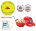 baseball, softball, ball, base, glove, bat, soft, mlb, , promotional, logo,...