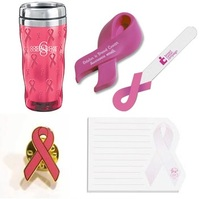 Breast Cancer Awareness Promotional Items