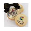 direct printed cookie, imprinted cookie, image on cooky