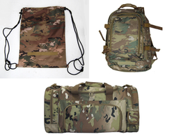 Items with Camo Like Operational Camouflage Pattern