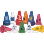 "8"" Plastic megaphone"