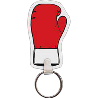 Boxing Glove Key Tag