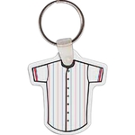 Baseball Jersey Key Tag