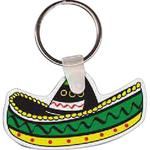 Sombrero Key Tag