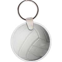 Volleyball Key Tag