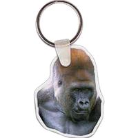 Gorilla Key Tag