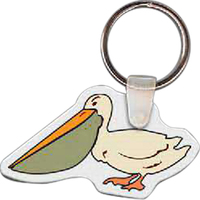 Pelican Key Tag
