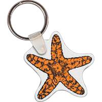 Starfish Key Tag