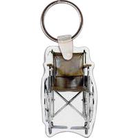 Wheelchair Key Tag