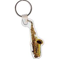 Saxophone Key Tag
