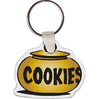 Cookie Jar Key Tag