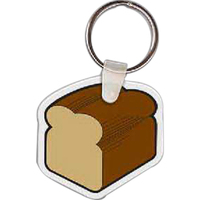 Loaf of Bread Key Tag