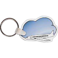 Plane w/ Cloud Key Tag