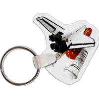 Space Shuttle Key Tag