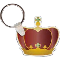 Crown Key Tag