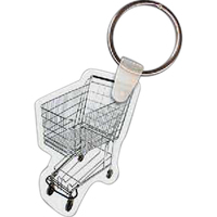 Grocery Cart Key Tag