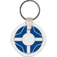 Life Preserver Key tag